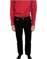 Louis Vuitton Velvet Pants - Black