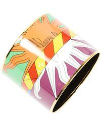 Hermès Braccialo multicolore Bracelet Email