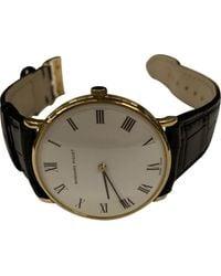 Audemars Piguet Classique Gelbgold Uhren - Mehrfarbig