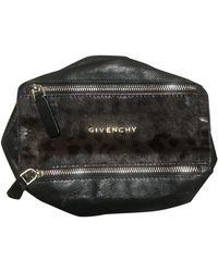 Givenchy Pochette Pandora in Pelle - Nero