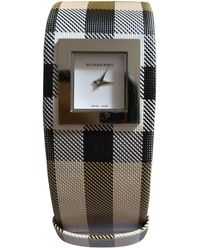 Burberry \n Multicolor Steel Watches