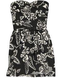 Isabel Marant - Black Silk Dress - Lyst