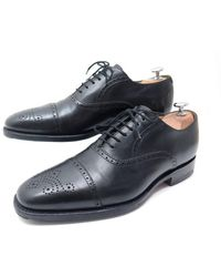 Church's Derbies en Cuir Noir