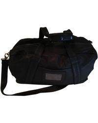 Maison Margiela Leather 48h Bag - Black