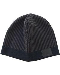Dior Cappelli in lana marrone