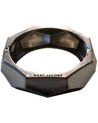 Marc Jacobs Silver Metal Bracelet - Metallic