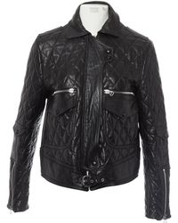 JW Anderson Pre-owned Black Leather Jackets
