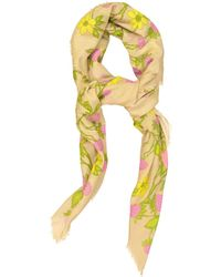 Marc Jacobs - Pre-owned Multicolour Cotton Scarves - Lyst