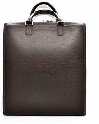 Louis Vuitton Cartella in Pelle - Marrone