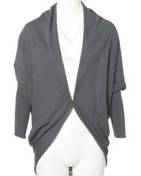 Lanvin - Grey Cotton - Lyst