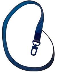 Louis Vuitton Kleinlederwaren - Blau