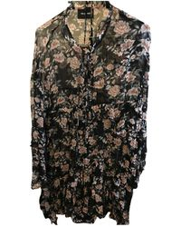 The Kooples Fw18 Mid-length Dress - Multicolour