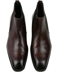 Tom Ford - Leather Boots - Lyst