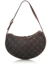 Louis Vuitton - Croissant Cloth Handbag - Lyst