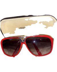 Louis Vuitton Sunglasses - Red