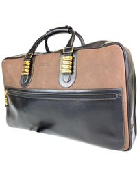 Loewe Brown Leather Bag