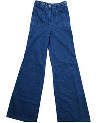 Maje Blue Denim - Jeans Jeans