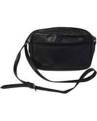 Louis Vuitton - Pre-owned Trocadéro Leather Bag - Lyst