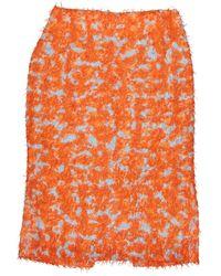 Michael van der Ham - Orange Silk - Lyst