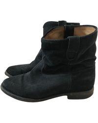 Isabel Marant Boots Crisi - Noir