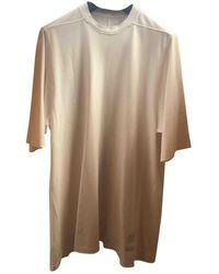 Rick Owens Drkshdw - T-shirt - Lyst
