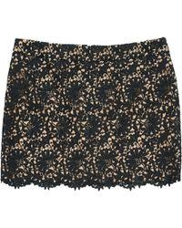 Stella McCartney - Mini Skirt - Lyst