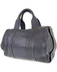Alexander Wang Rockie Black Leather Handbag