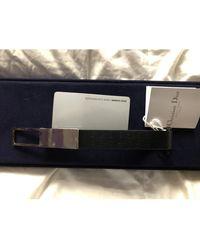 Dior Leather Small Bag - Multicolour