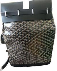 Goyard Steamer Travel Bag - Black