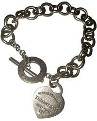 Tiffany & Co. Bracelet Return to Tiffany en argent - Multicolore