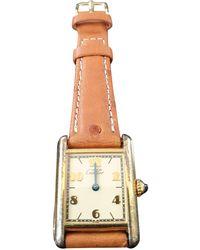 Cartier Tank Must Uhren - Mettallic