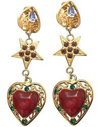 Versace - Earrings - Lyst