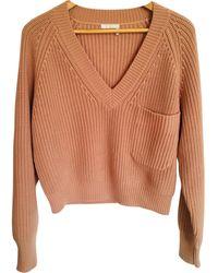 Chloé \n Pink Wool Knitwear