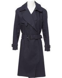 Céline - Pre-owned Trench Coat - Lyst