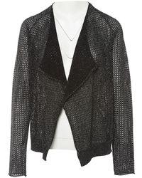 Zadig & Voltaire - Black Viscose Knitwear - Lyst