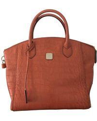 MCM Leather Handbag - Multicolor