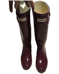 HUNTER Wellington Boots - Multicolour