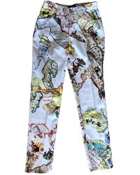 Christian Lacroix Straight Jeans - Multicolor