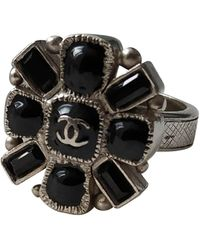 Chanel Ringe - Grau