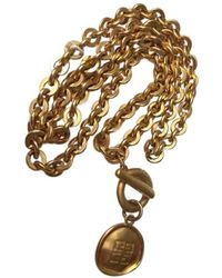 Givenchy Necklace - Metallic