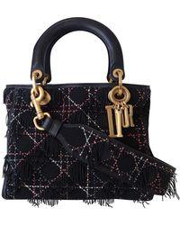 Dior Lady Handtaschen - Schwarz