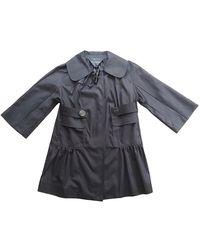 Longchamp Trench - Noir