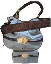 Lancel Brigitte Bardot Handtaschen - Blau