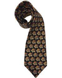 Loewe - Vintage Multicolour Silk Ties - Lyst