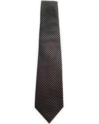 Dior Cravates en Soie Multicolore