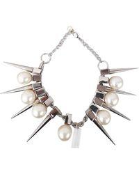 Balmain Necklace - Metallic