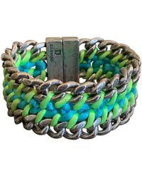 DANNIJO Silver Metal Bracelet - Metallic