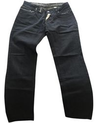 John Galliano Jean slim - Multicolore