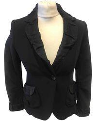Marc Jacobs Short Vest - Black