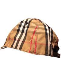 Burberry Hüte mützen - Natur